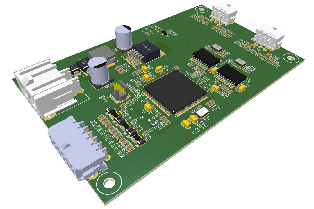 Custom PCB Layouts @Torqbyte