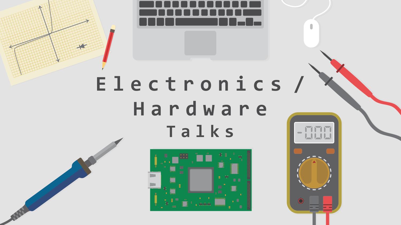 Electronics / Hardware Talks Eindhoven
